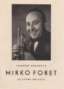 Taneční orchestr Mirko Foreta